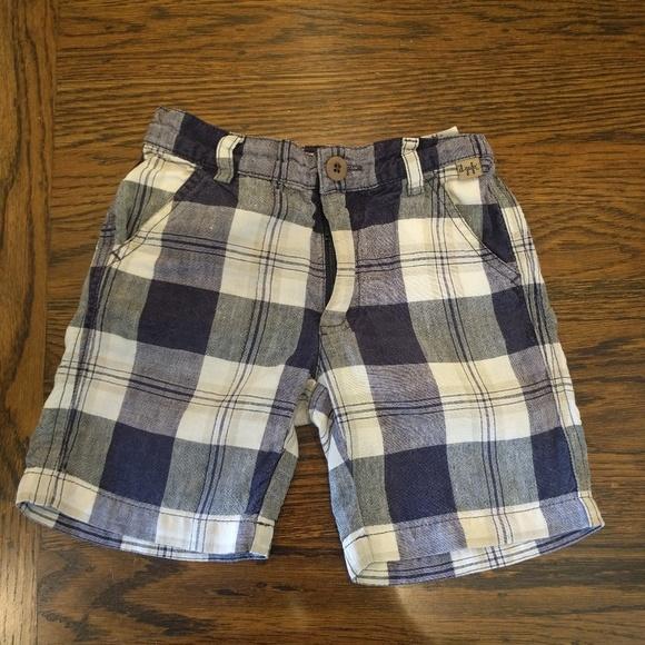 Il Gufo Other - Il Gufo boys linen shorts size 2